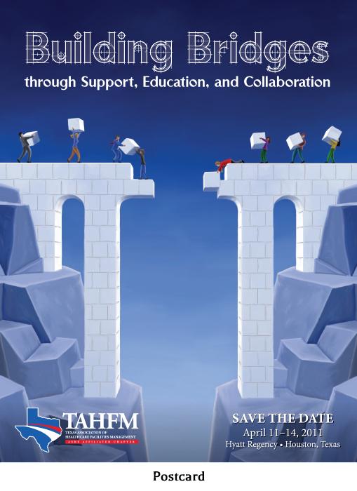 Interlink 2011 Conference Postcard