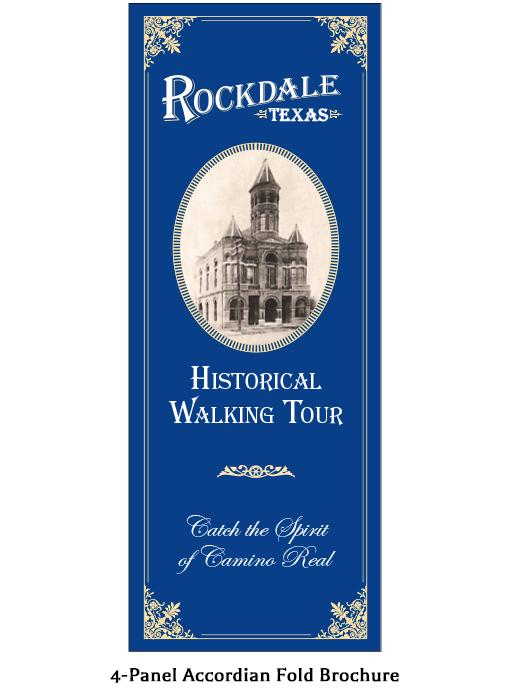 Informational Walking Tour Broc